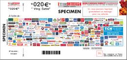Parrainez vos ami(e)s avec HERA DOM, et recevez un chèque cadeau Tir Groupé de 20€